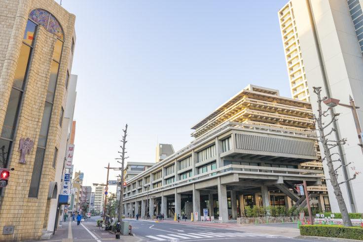 香川県庁舎東館