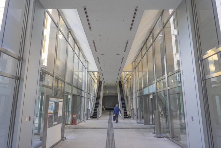 香川県庁舎本館エレベーター