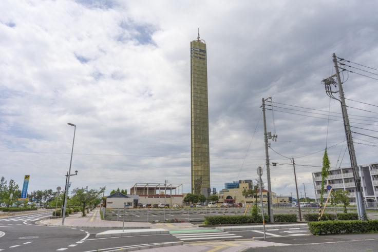 ゴールドタワー