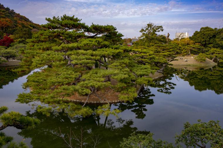 北湖の後嶼