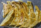 中華料理福園の餃子