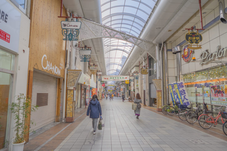 南新町商店街2
