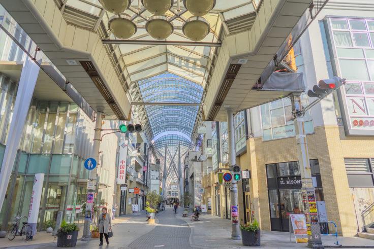 丸亀町商店街3
