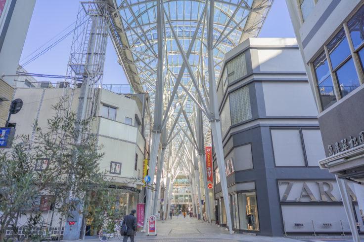 丸亀町商店街6
