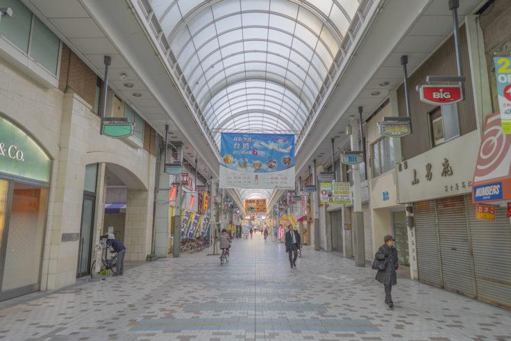 兵庫町商店街
