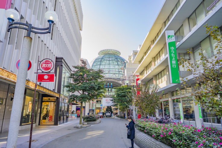 丸亀町商店街ドーム