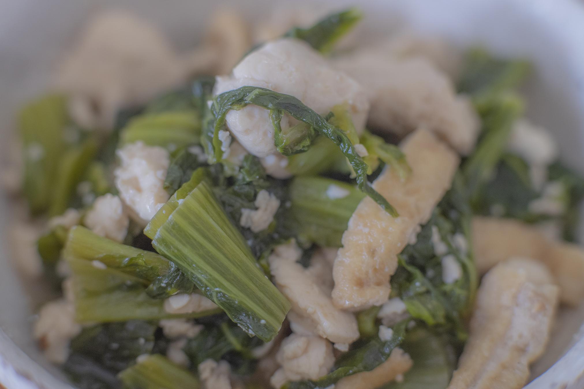 香川県の郷土料理「まんばのけんちゃん」を作ってみた。