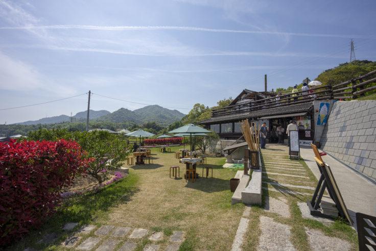 芝桜富士入口