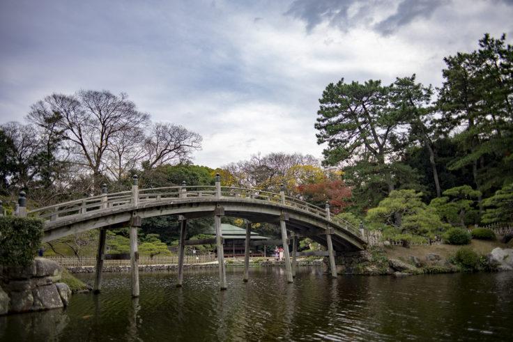 和船から見た偃月橋