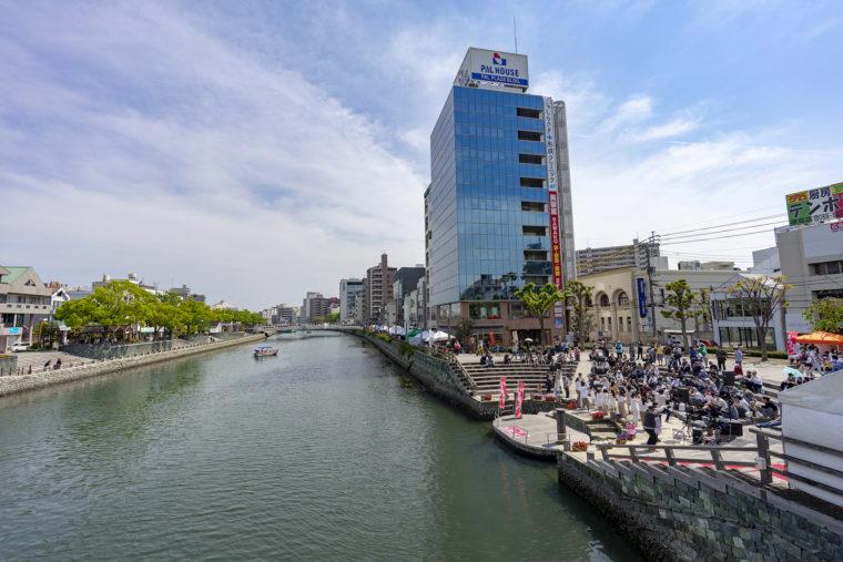 徳島市新町橋