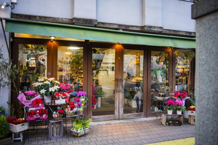 花屋のクリスマス