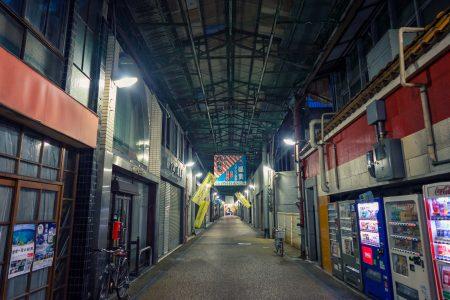 坂出市アーケード商店街3
