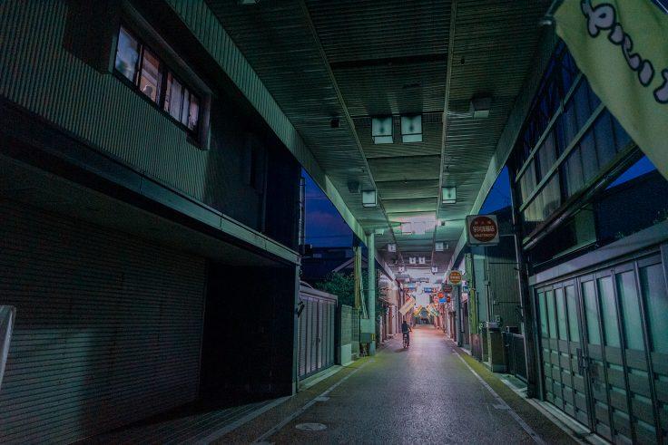 坂出市アーケード商店街7