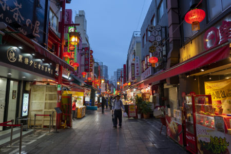 夜の南京町