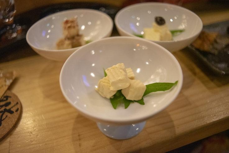 三木半旅館料理長監修の和チーズ3種類セット