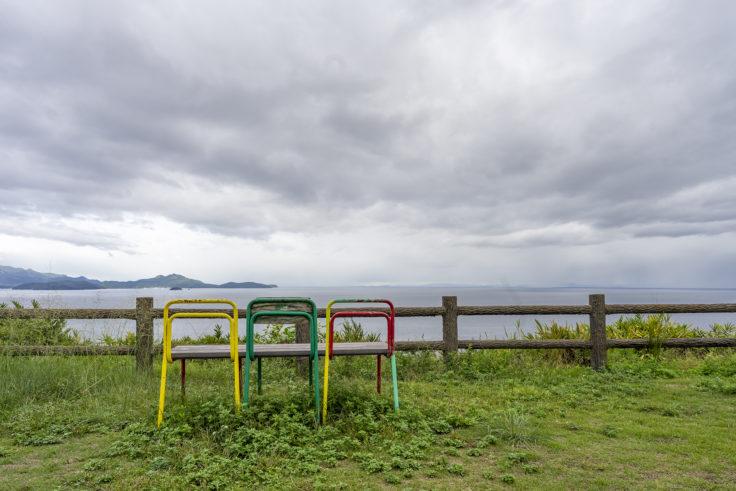 大串自然公園から見た瀬戸内海2