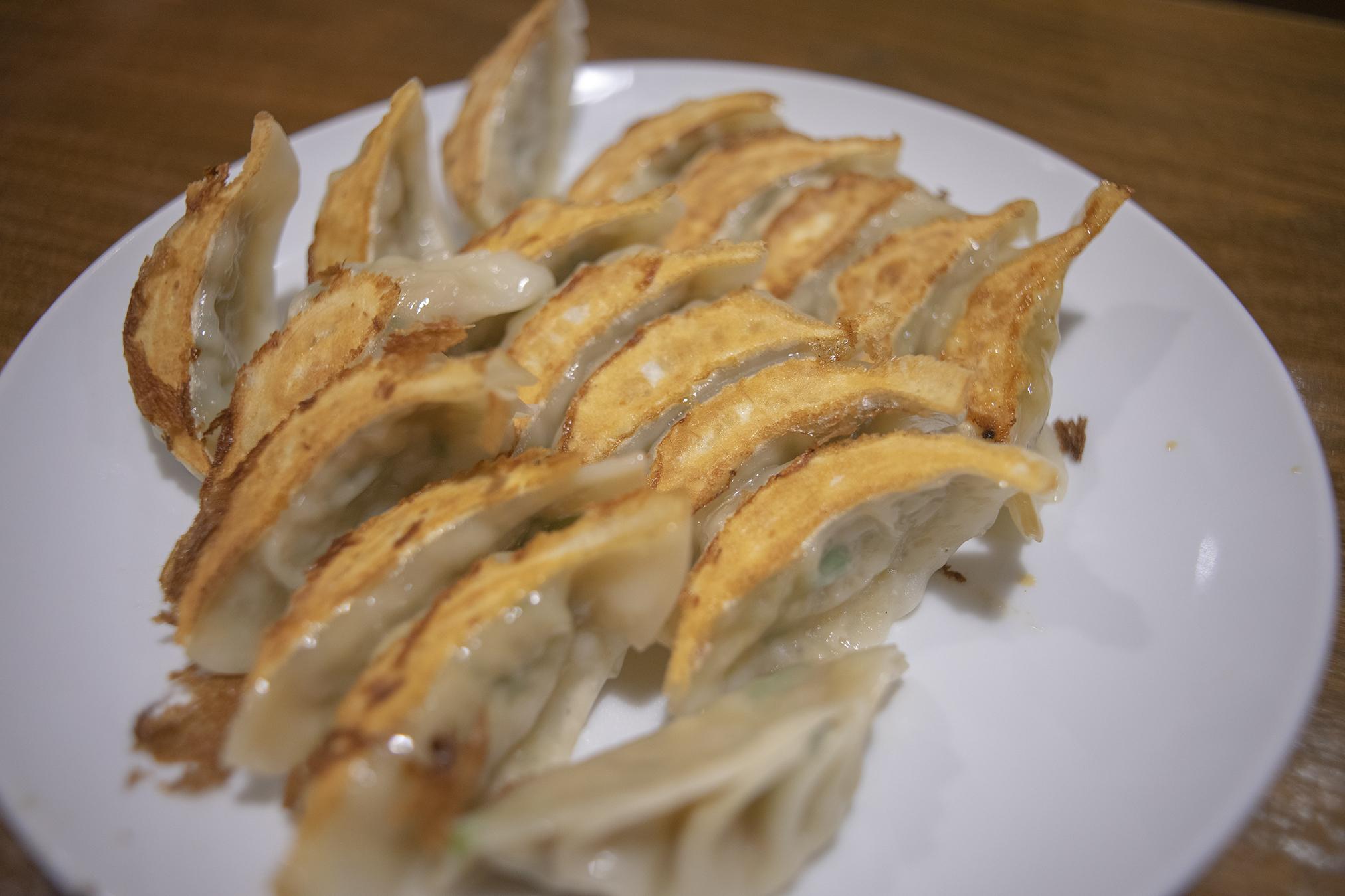 京都市伏見区「中華料理くれたけ」の餃子とやきめし、天津飯はやっぱり美味しかった