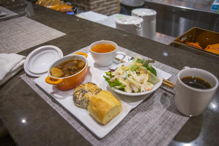 サクラテラス・ザ・アトリエの朝食A