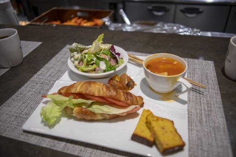 サクラテラス・ザ・アトリエの朝食B