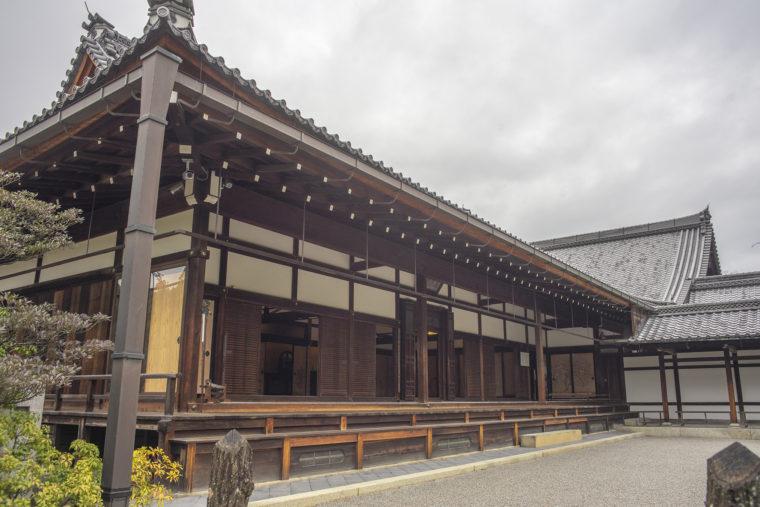 鹿苑寺方丈