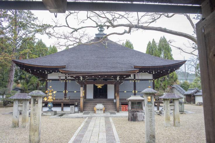 仁和寺の御影堂