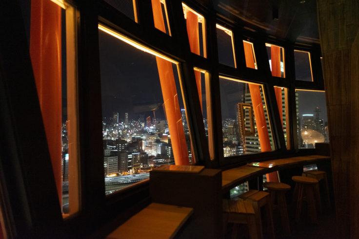 神戸ポートタワー回転床
