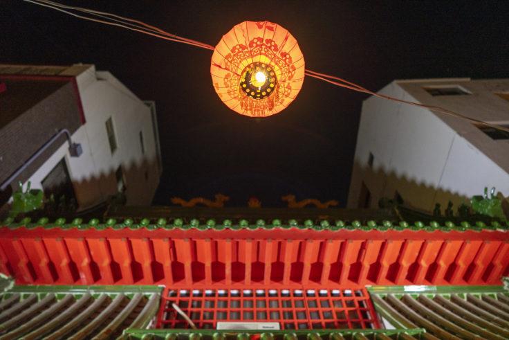 南京町提灯