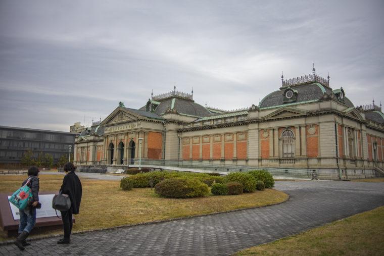 京都国立博物館明治古都館