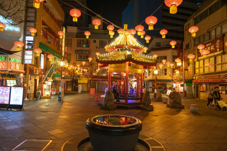 南京町広場3