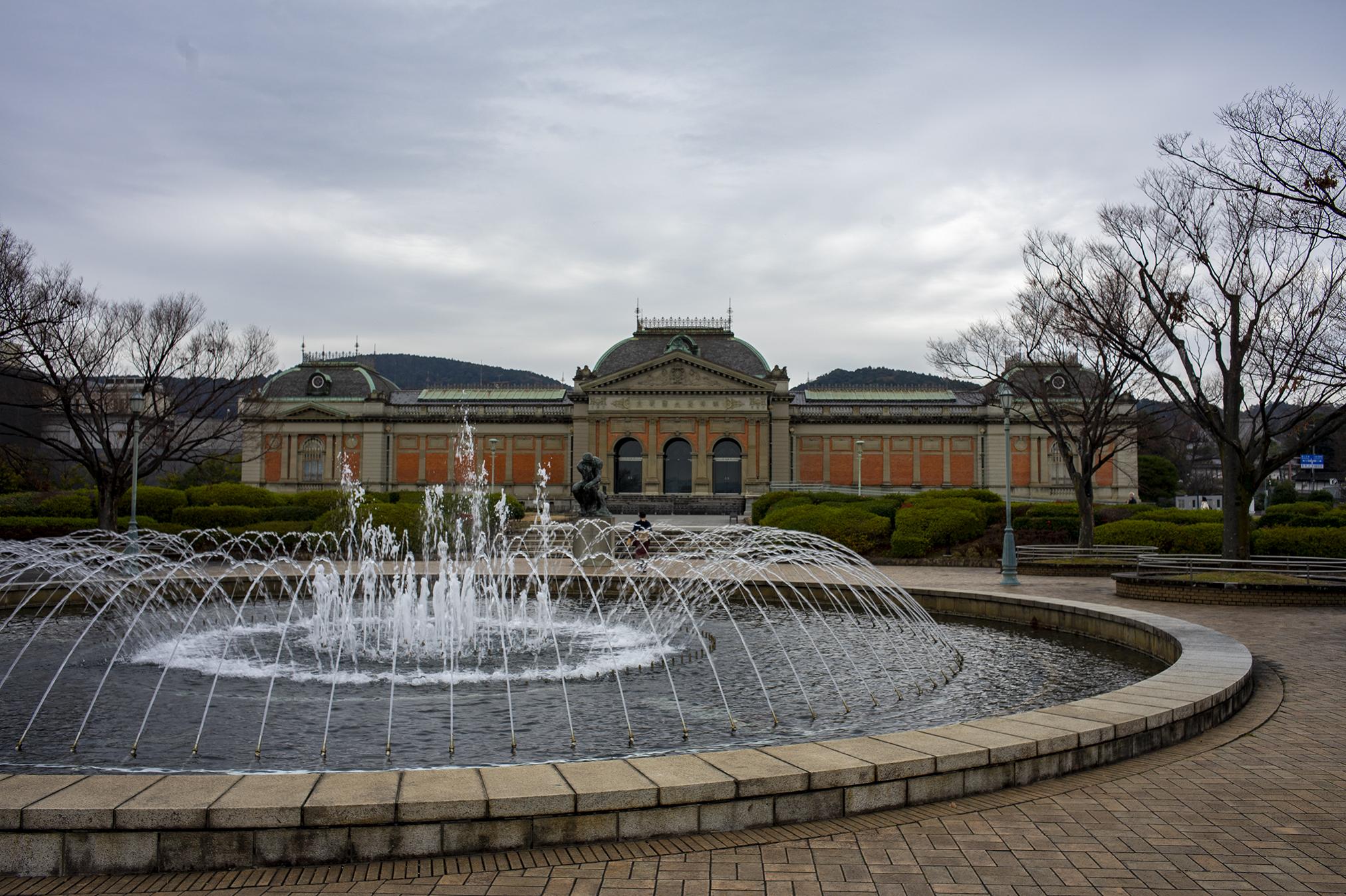 京都国立博物館の魅力は平成知新館だけではなかった・・・