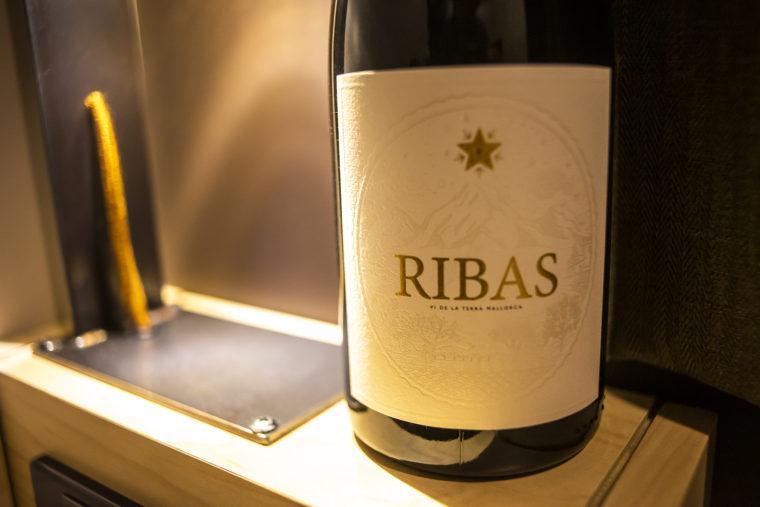 RIBAS Ribas Negre, Bodegas Can Ribas, Vi de la Terra Mallorca