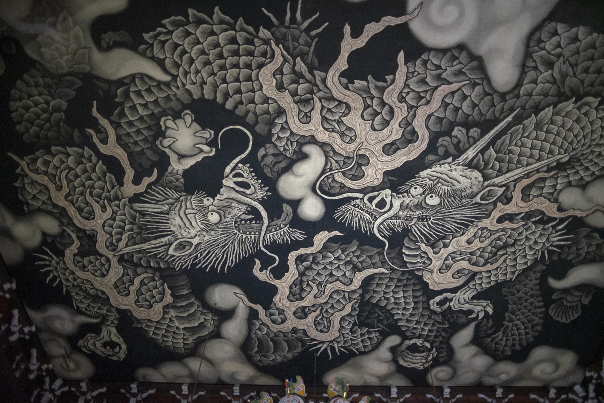 京都最古の禅寺「建仁寺」のアートが美しすぎる