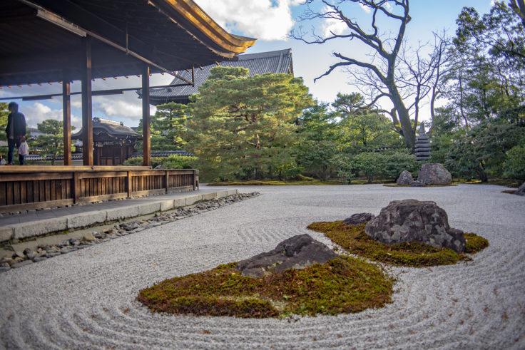 建仁寺の石庭3