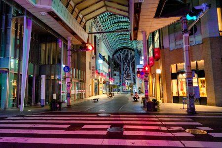 高松市アーケード商店街