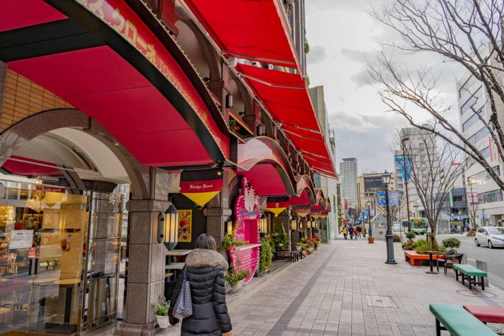 神戸旧居留地スナップ写真