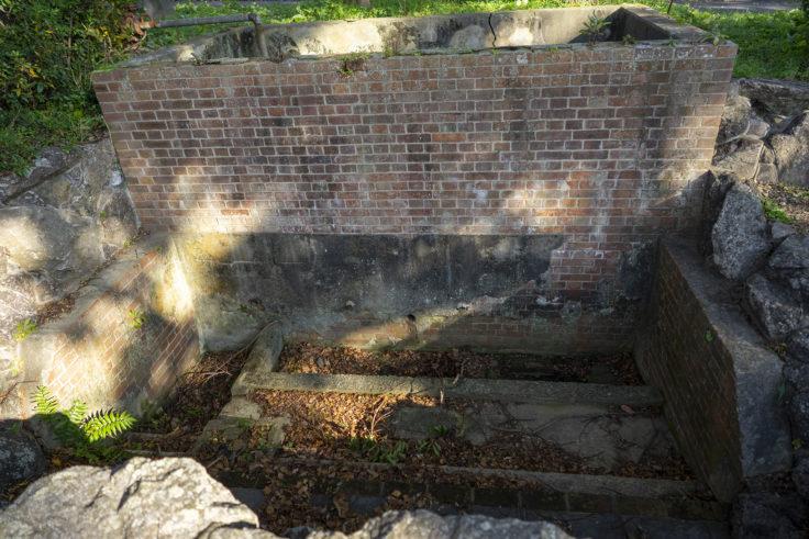 板東俘虜収容所第2給水施設