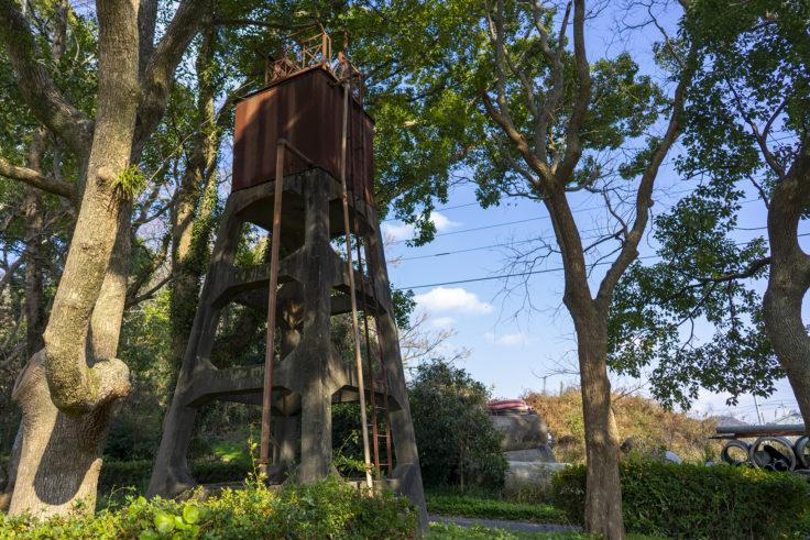板東俘虜収容所給水塔