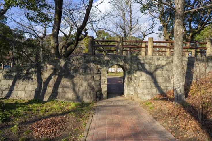 板東俘虜収容所石橋