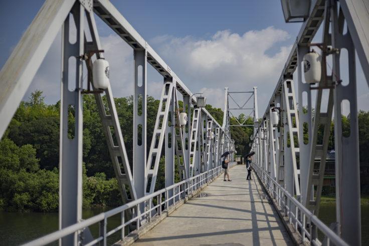 後楽園月見橋
