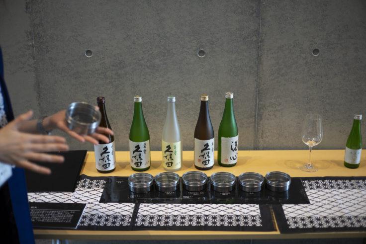 朝日酒蔵のお酒に使う米