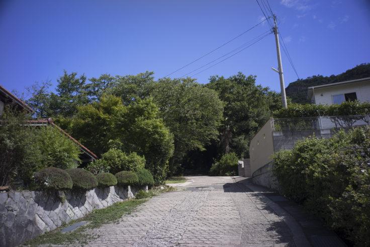 屋島登山道
