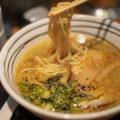 拉麺ひらりのトマチリラーメン、醤油ラーメン