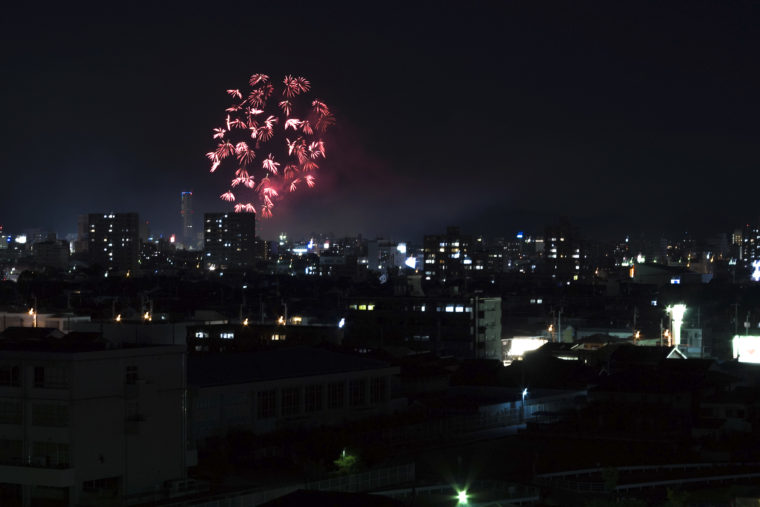 第52回さぬき高松まつり花火大会 どんどん高松4