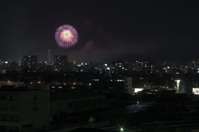 第52回さぬき高松まつり花火大会 どんどん高松5