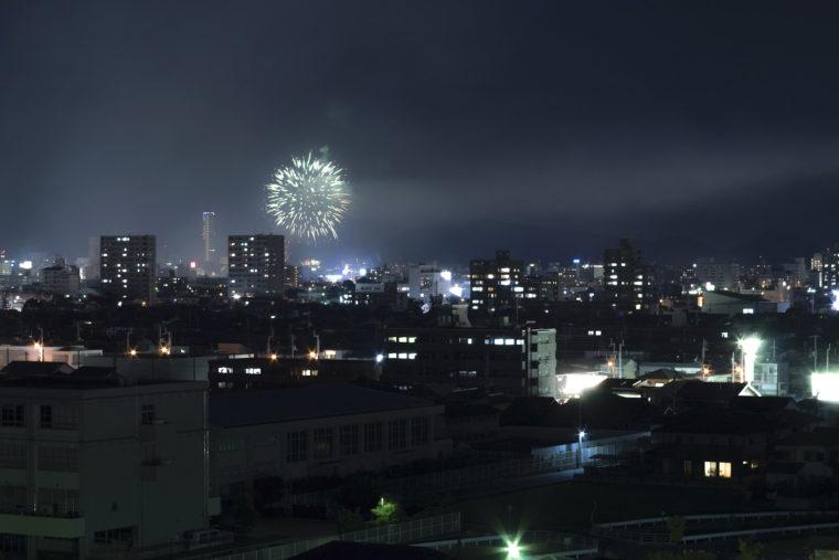 第52回さぬき高松まつり花火大会 どんどん高松7