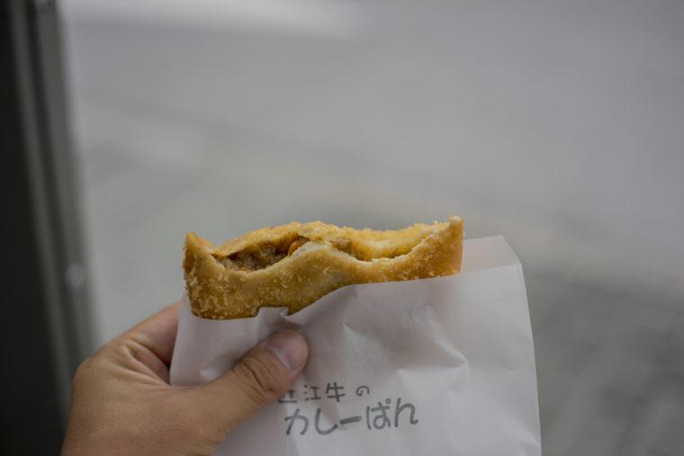 グーテンマーマの近江牛カレーパン