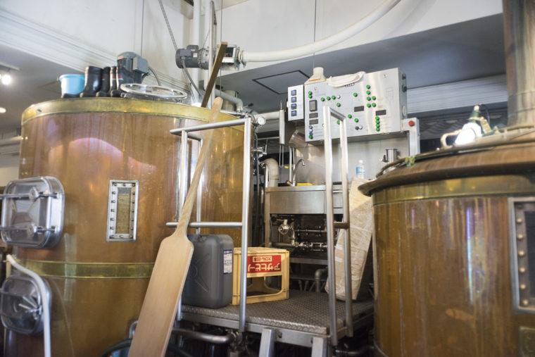 長浜浪漫ビールビールづくり