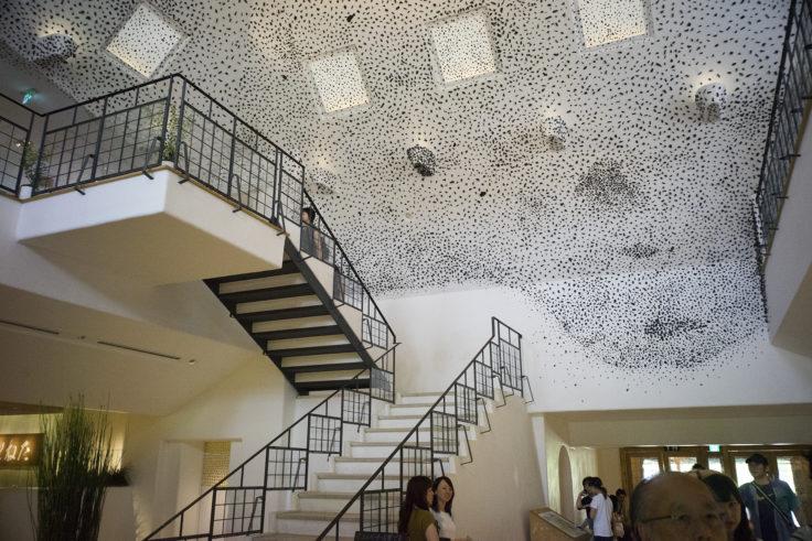 ラ コリーナ近江八幡の天井