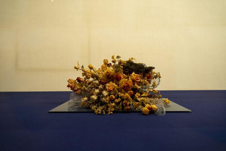 中野慶子のろうの花