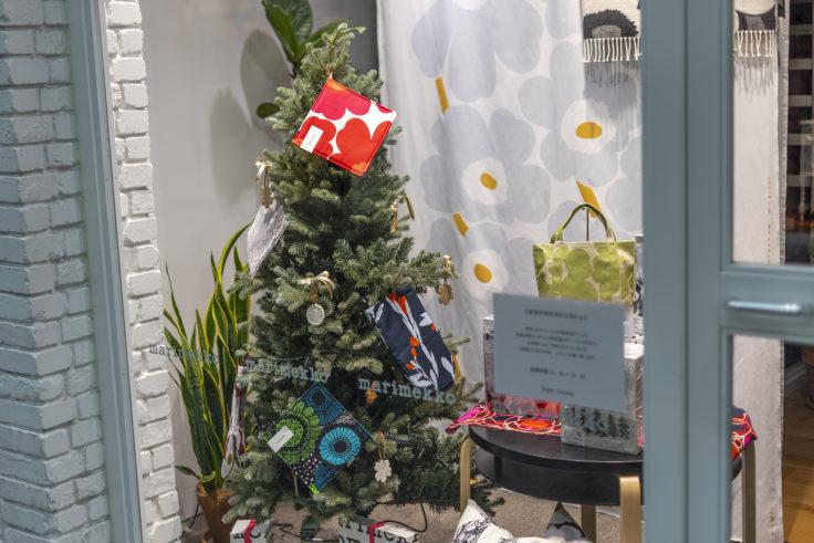 高松市のクリスマスディスプレー2
